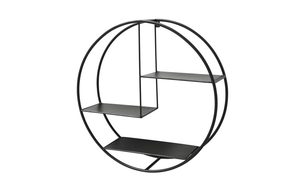 Boltze Regal Carlton in schwarz, 55 cm