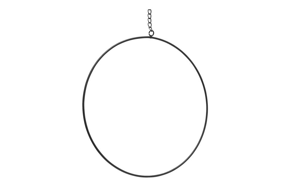 Boltze Dekoanhänger Rumba in schwarz, 35 cm