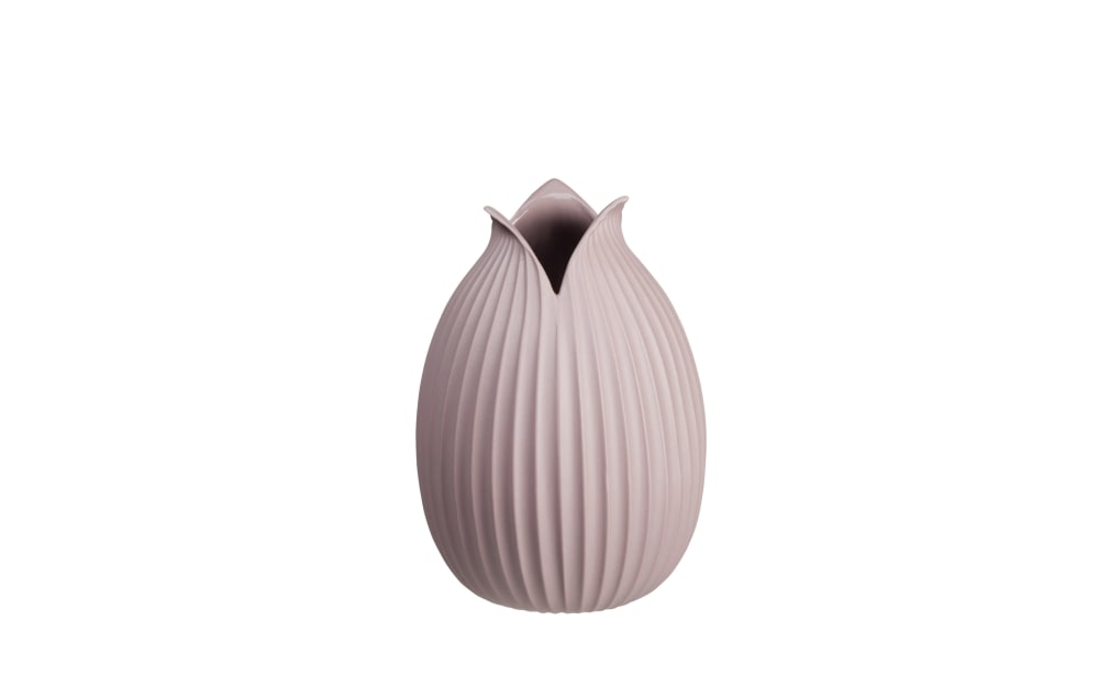 Asa Selection Vase yoko in rosa, 22 cm