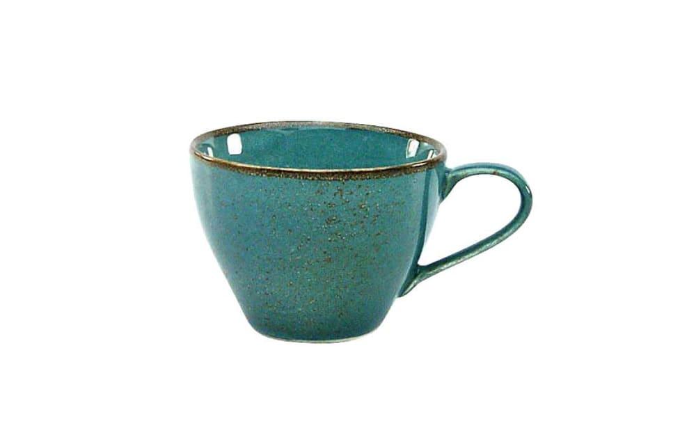 Creatable Kaffeetasse Nature Collection in wasserblau, 20 cl