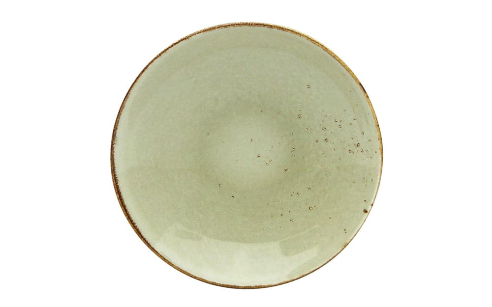 Creatable Suppenteller Nature Collection in sand, 22 cm