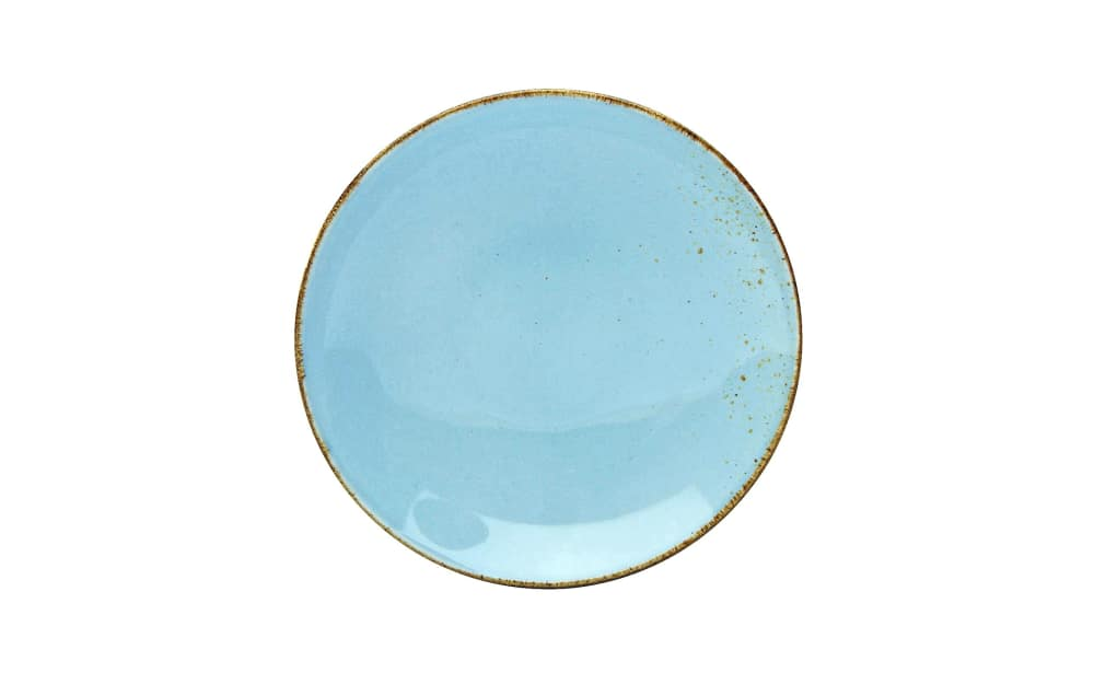 Creatable Suppenteller Nature Collection in light blue, 22 cm