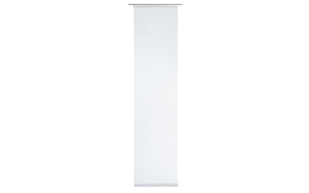 Gözze Schiebevorhang Collin in weiß, 60 x 245 cm