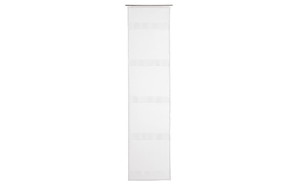 Gözze Schiebevorhang La Paz in weiß, 60 x 245 cm