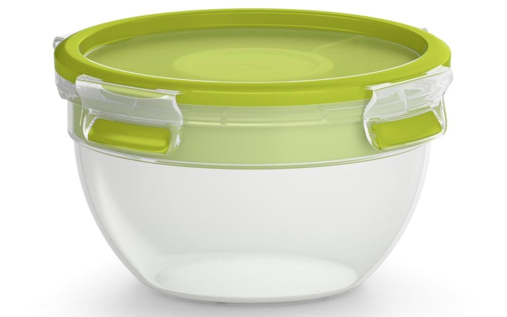 Emsa Salatbox Clip & Go in hellgrün, 1,0 l