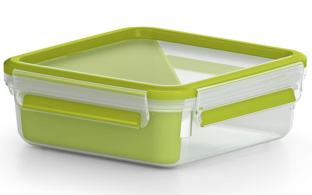 Emsa Sandwichbox Clip & Go in hellgrün, 0,85 l
