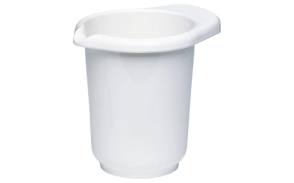 Emsa Quirltopf Superline in weiß, 1,2 l