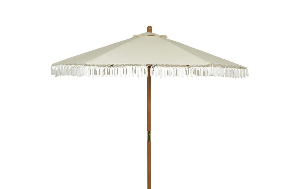 Kaemingk Sonnenschirm in beige, 200 x 220 cm