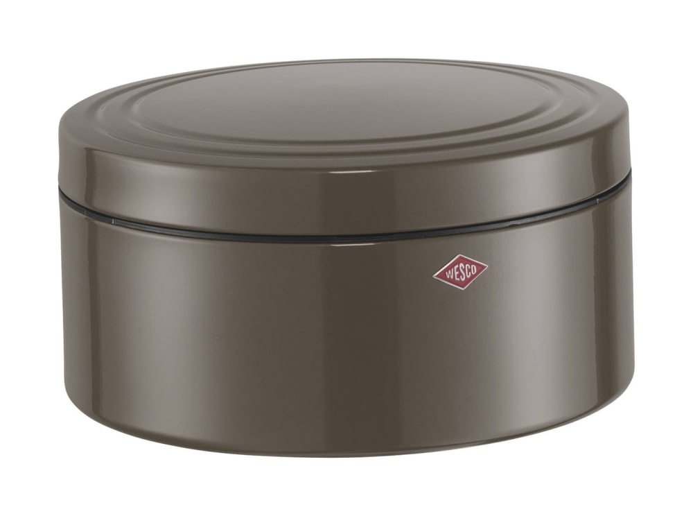 Wesco Cookie Box in warm grey, 24 cm