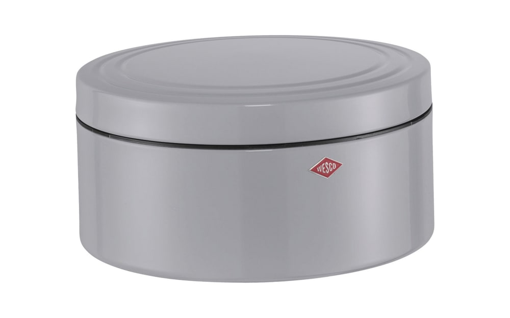Wesco Cookie Box in cool grey, 24 cm