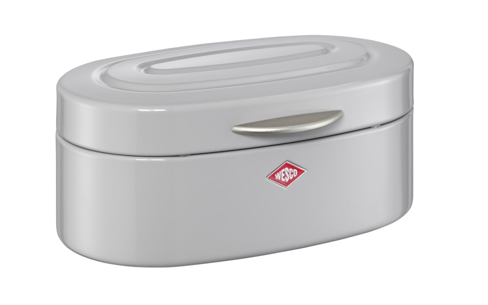 Wesco Brotbox Single Elly in cool grey