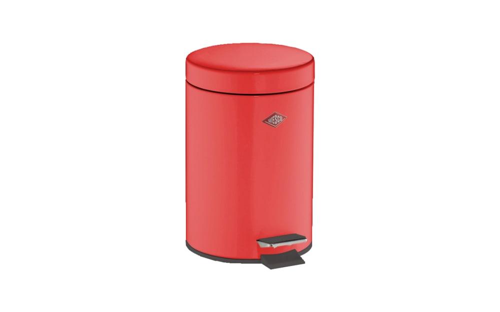 Wesco Kosmetikeimer in rot, 3 l