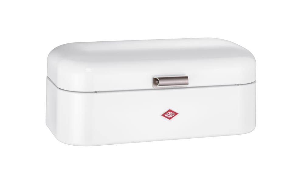 Wesco Brotbox Grandy in weiß