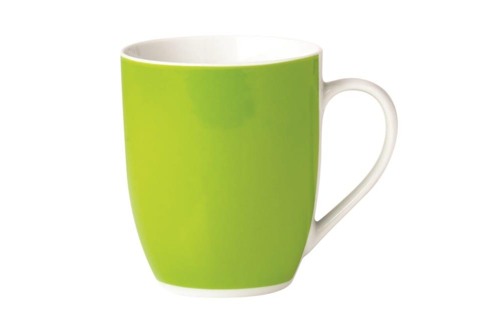 Van Well Kaffeebecher Vario in grün, 300 ml