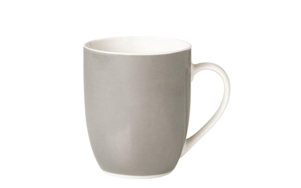 Van Well Kaffeebecher Vario in grau, 300 ml