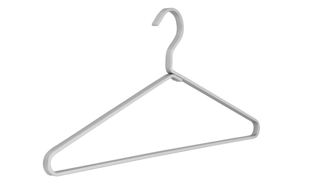 Kleiderbügel Bogart aus Aluminium