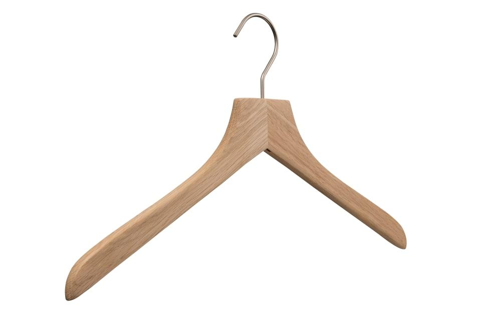 Kleiderbügel Prime OAK aus Eiche