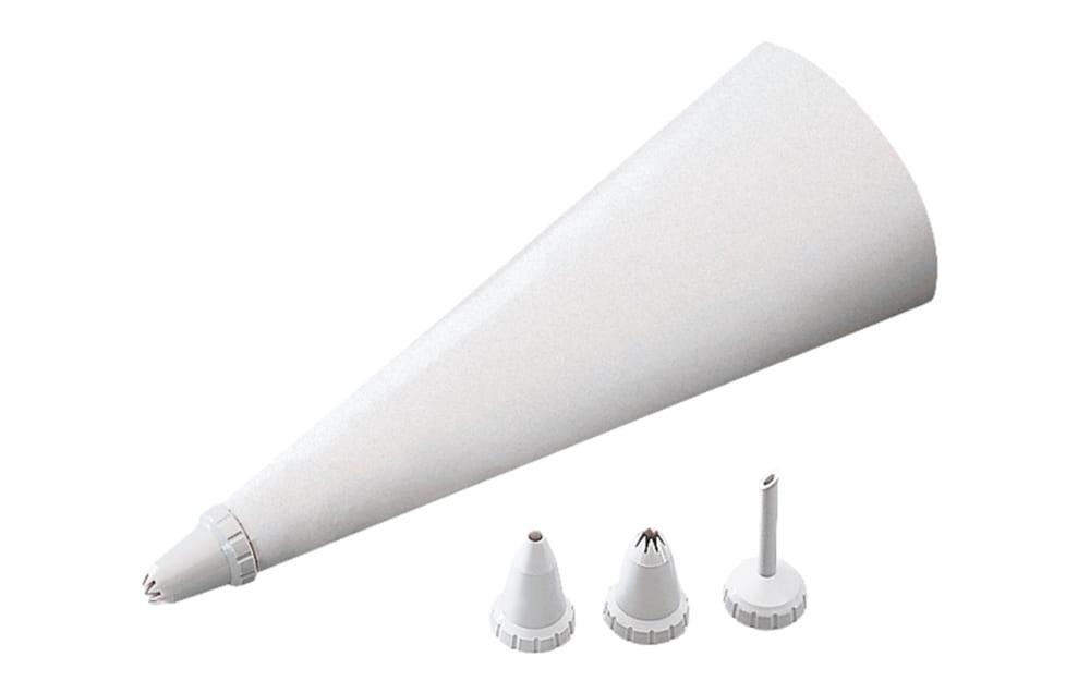 KAISER Backform Kaiser Spritzbeutel-Set Patisserie in weiß