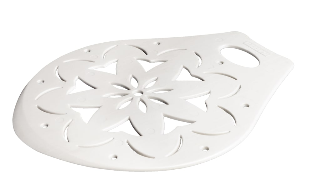 KAISER Backform Kaiser Kuchenheber-/Dekorschablone Patisserie in weiß