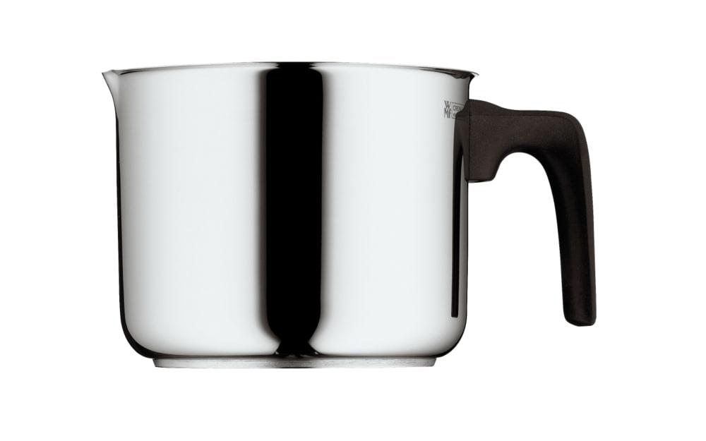 WMF Milchtopf Griff in schwarz, 14 cm