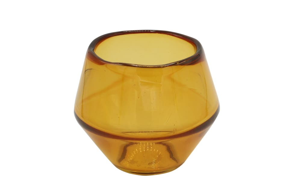 Casa Nova Teelichthalter in amber