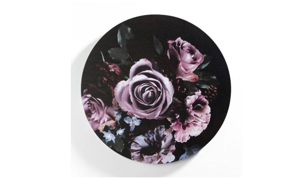 Casa Nova Leinwanddruck Blumen I, 50 cm