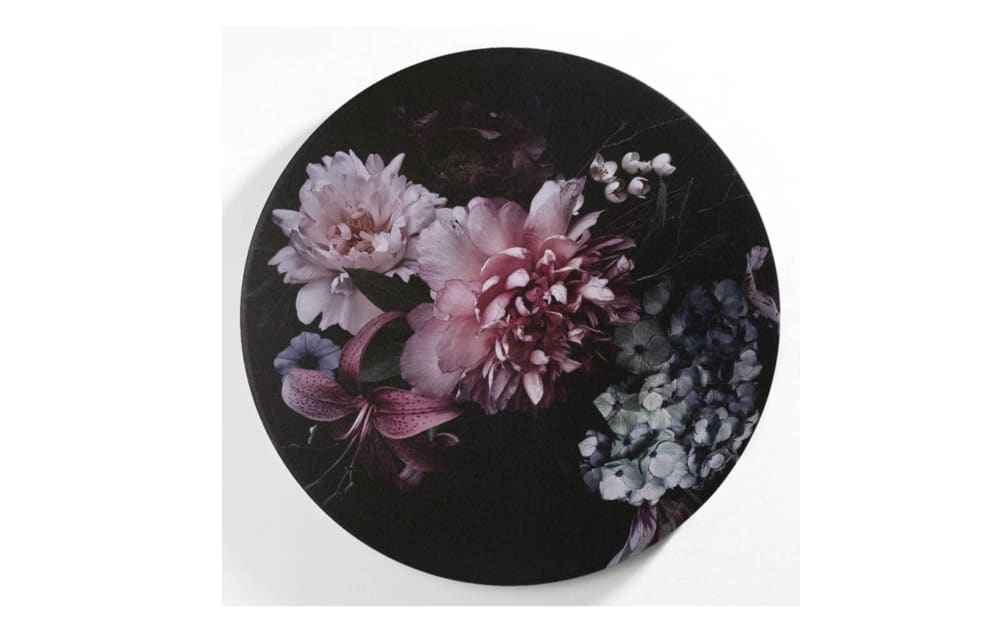 Casa Nova Leinwanddruck Blumen IV, 70 cm