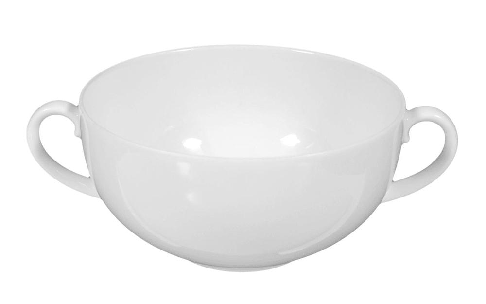 Seltmann Weiden Suppentasse Rondo Liane in weiß, 0,35 l