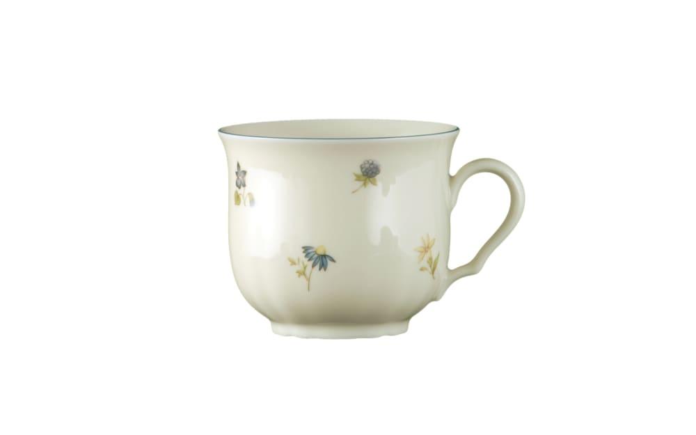 Seltmann Weiden Kaffeetasse Marie Luise Streublume in elfenbein, 0,21 l