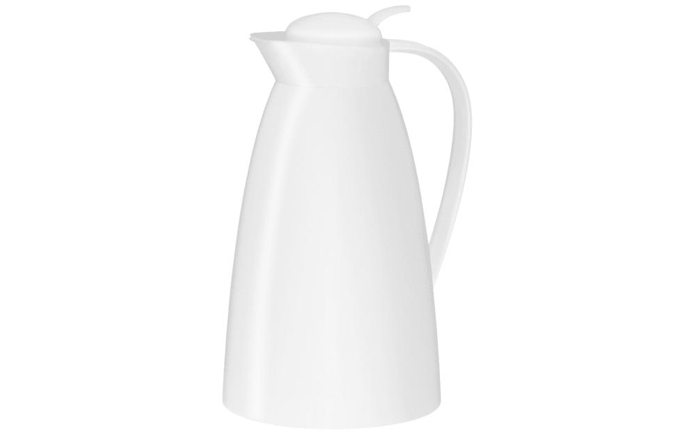 Alfi Isolierkanne Eco in weiß, 1,0 l