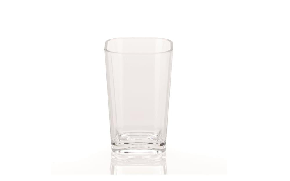 Kela Becher Kristall in transparent, 12 cm