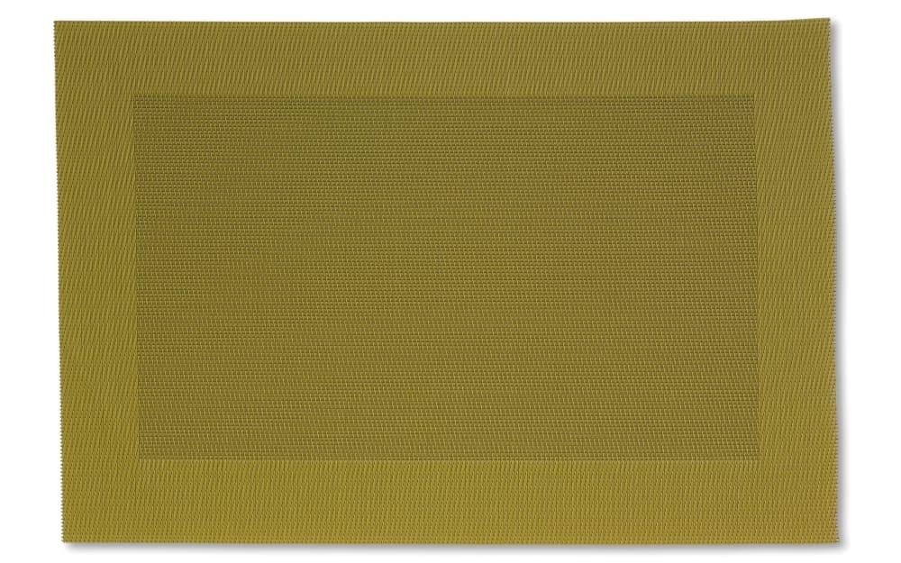 Kela Tischset Nicoletta in grün, 33 x 46 cm