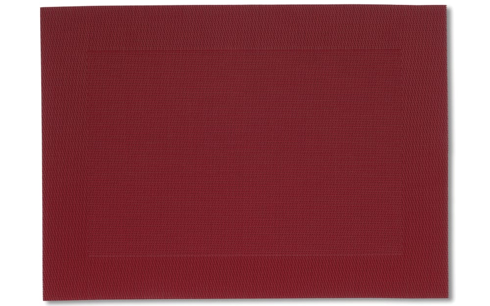 Kela Tischset Nicoletta in rot, 33 x 46 cm