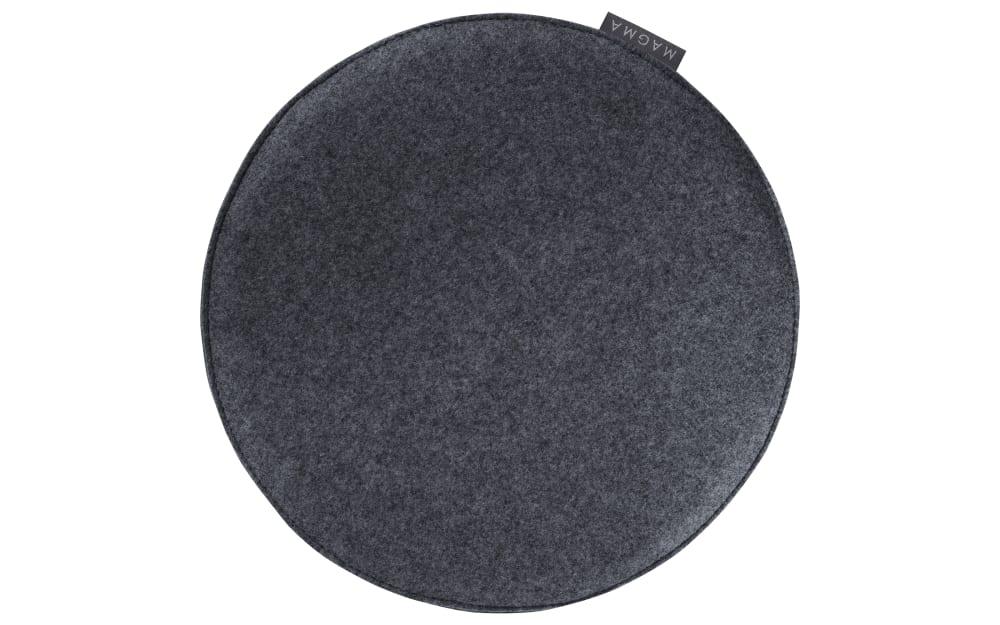 Magma Sitzkissen Avaro in anthrazit, 35 cm