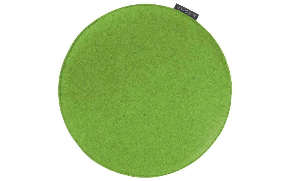 Magma Sitzkissen Avaro in grün, 35 cm