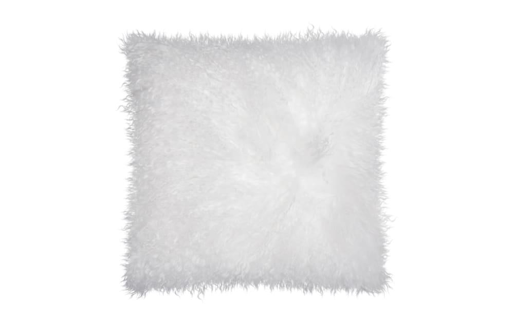 Magma Kissenhülle Pamina in weiß, 40 x 40 cm