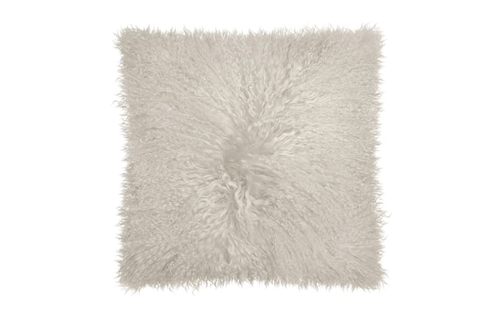 Magma Kissenhülle Pamina in taupe, 40 x 40 cm
