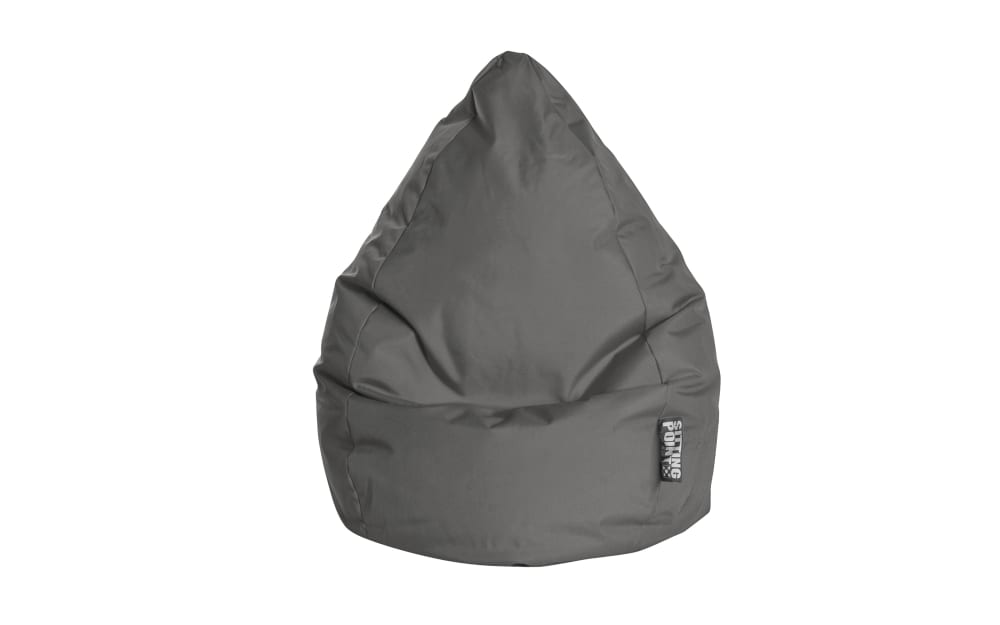 Magma Beanbag Brava XL in anthrazit, 70 x 110 cm