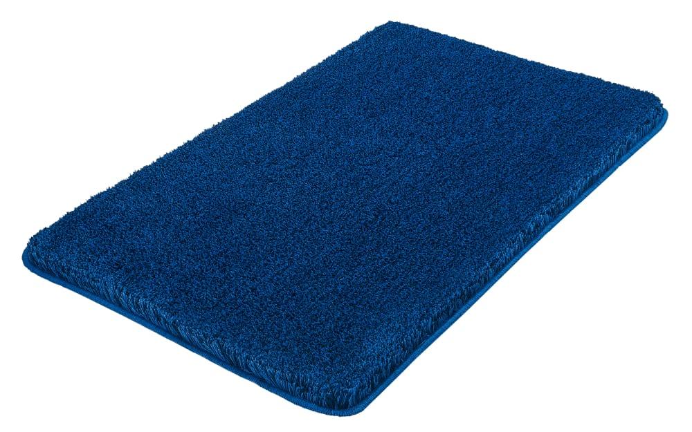 Kleine Wolke Badteppich Relax in antlantikblau, 55 x 65 cm