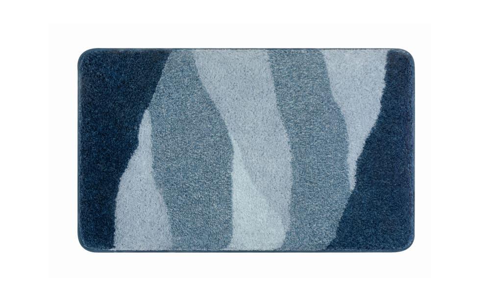 Kleine Wolke Badteppich Eve in mare, 60 x 100 cm