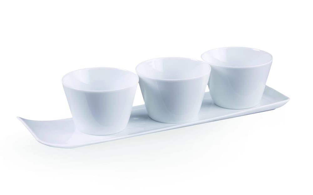 Villeroy & Boch Servierset New Fresh in weiß