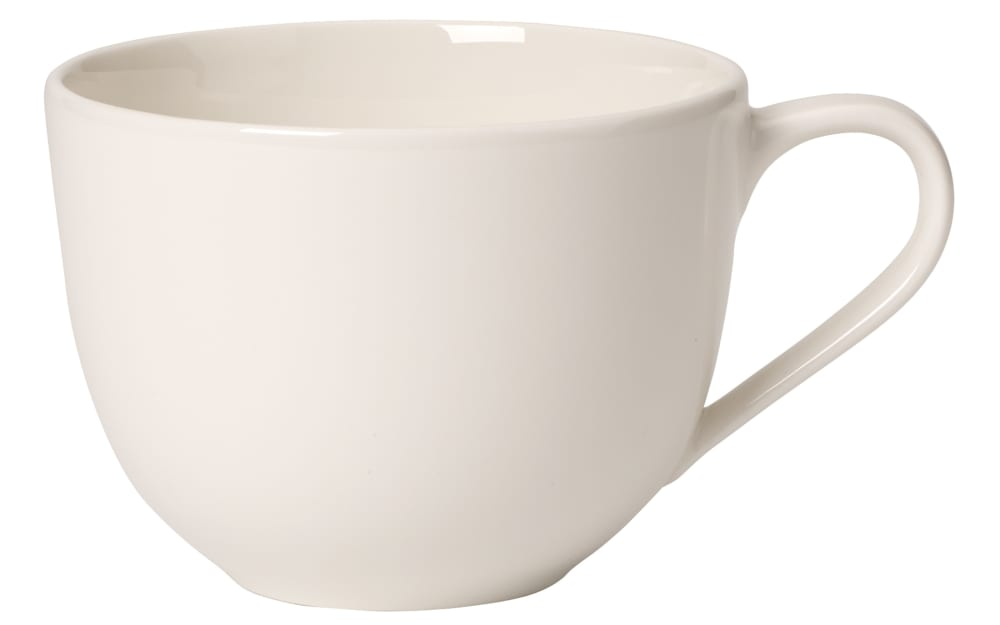 Villeroy & Boch Kaffeetasse For Me in weiß, 0,23 l