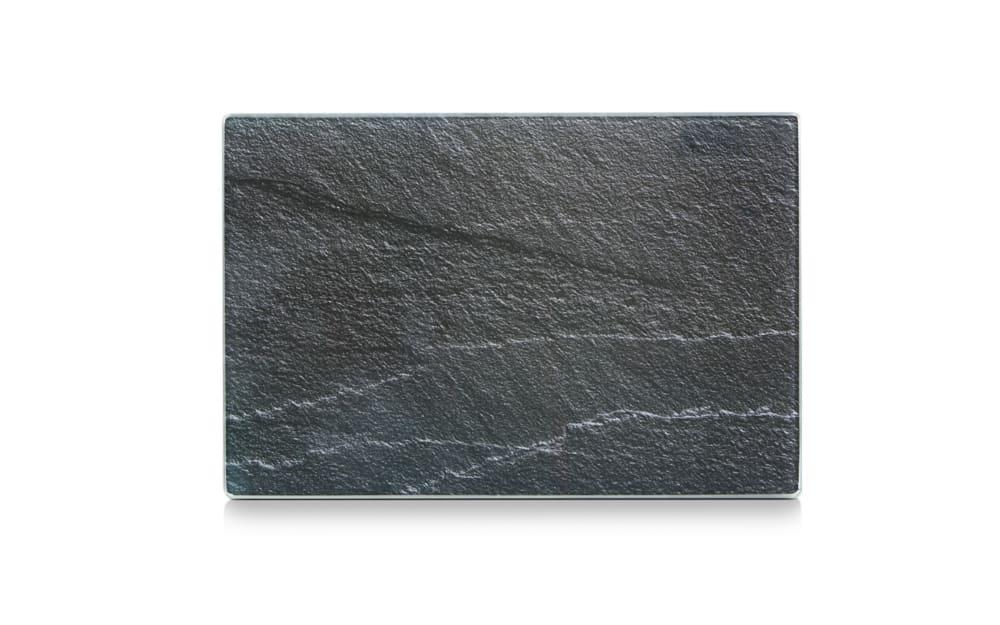 Zeller Glasschneideplatten Schiefer, 30 x 20 cm