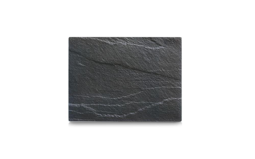 Zeller Glasschneideplatte 26257 mit Motiv: Schiefer