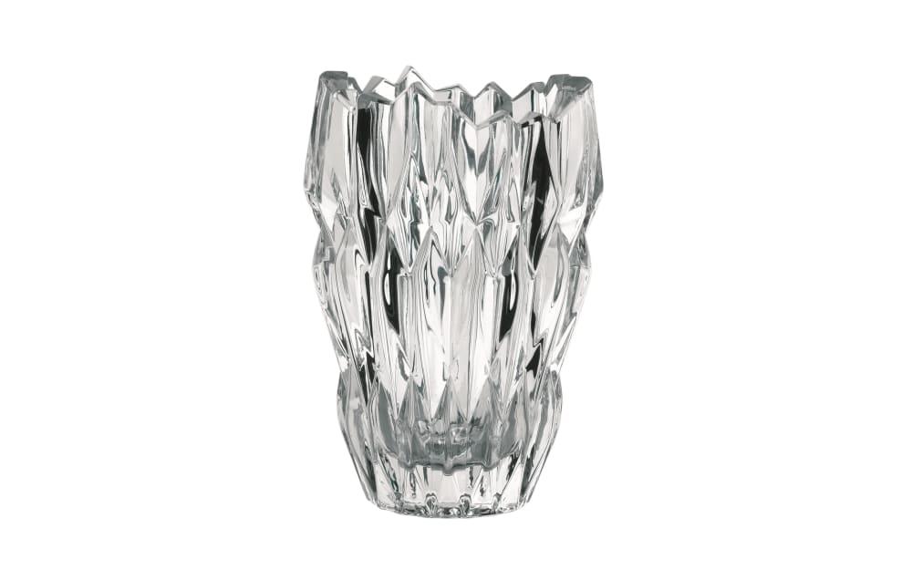 Nachtmann Vase Quartz in oval, 16 cm