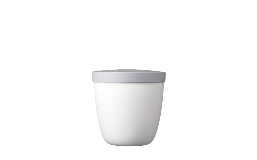 Mepal BV Snackpot Ellipse in weiß, 500 ml