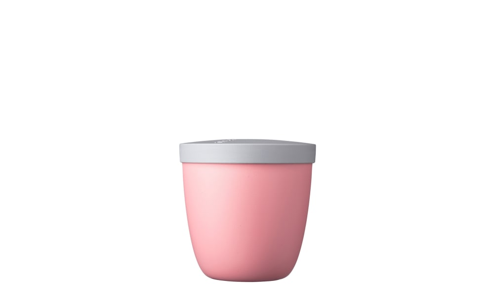 Mepal BV Snackpot Ellipse in nordic pink, 500 ml