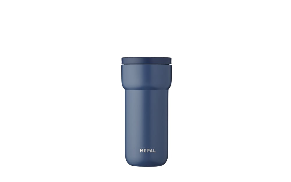 Mepal BV Thermobecher Ellipse in nordic denim, 375 ml
