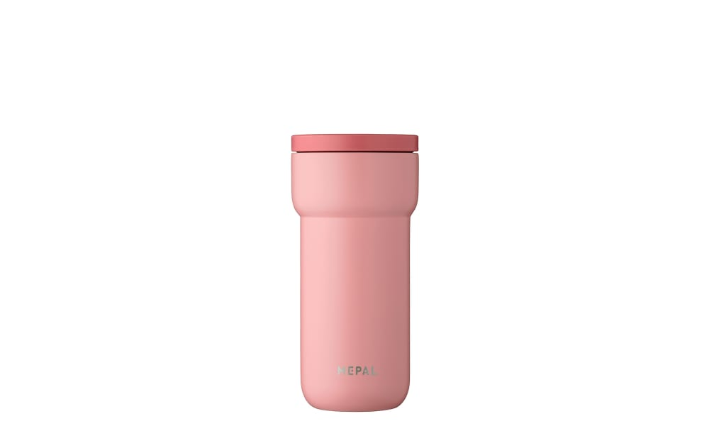 Mepal BV Thermobecher Ellipse in nordic pink, 375 ml