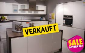 Einbauküche Pura, AUSSTELLUNGSKÜCHE Münster-Senden